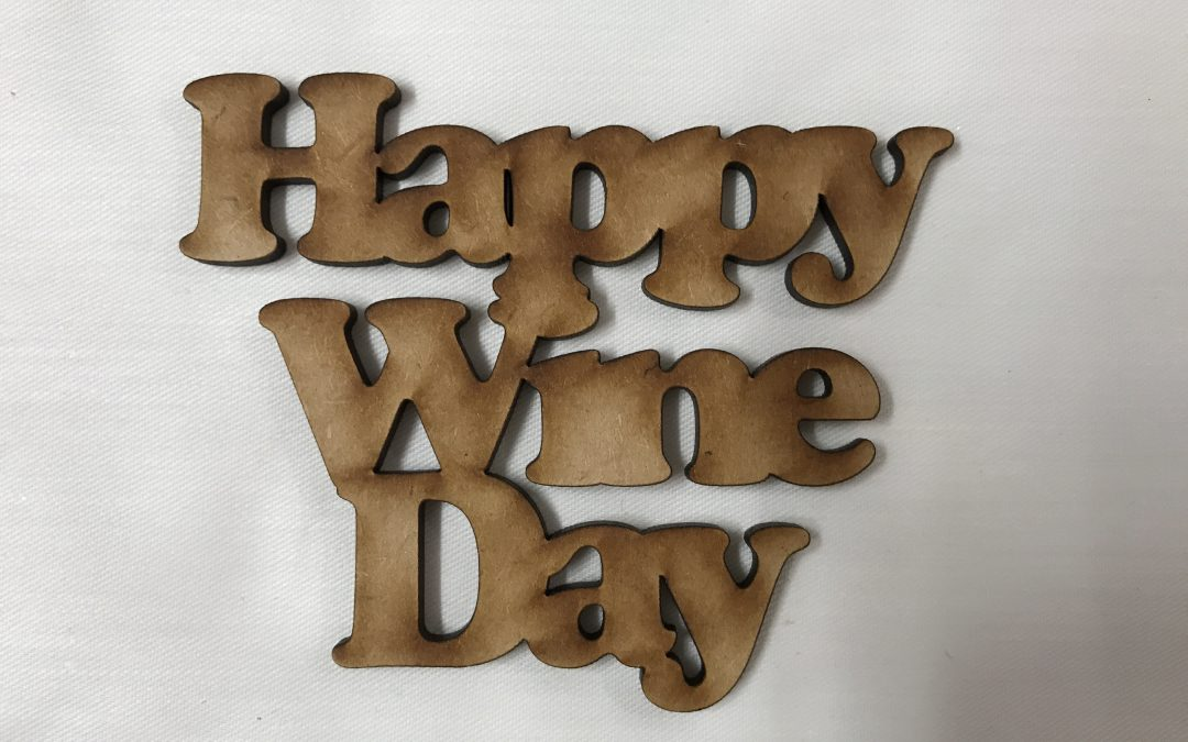 MDF Happy Wine Day