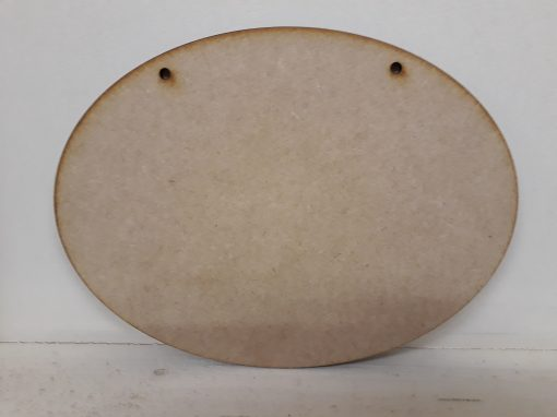 Riverside Craft Warehouse - MDF Oval